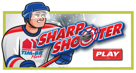 Timbrkids SharpShooter Logo - link to play the game